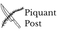 Piquant Post Logo