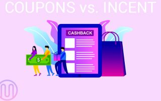 coupons vs. incent
